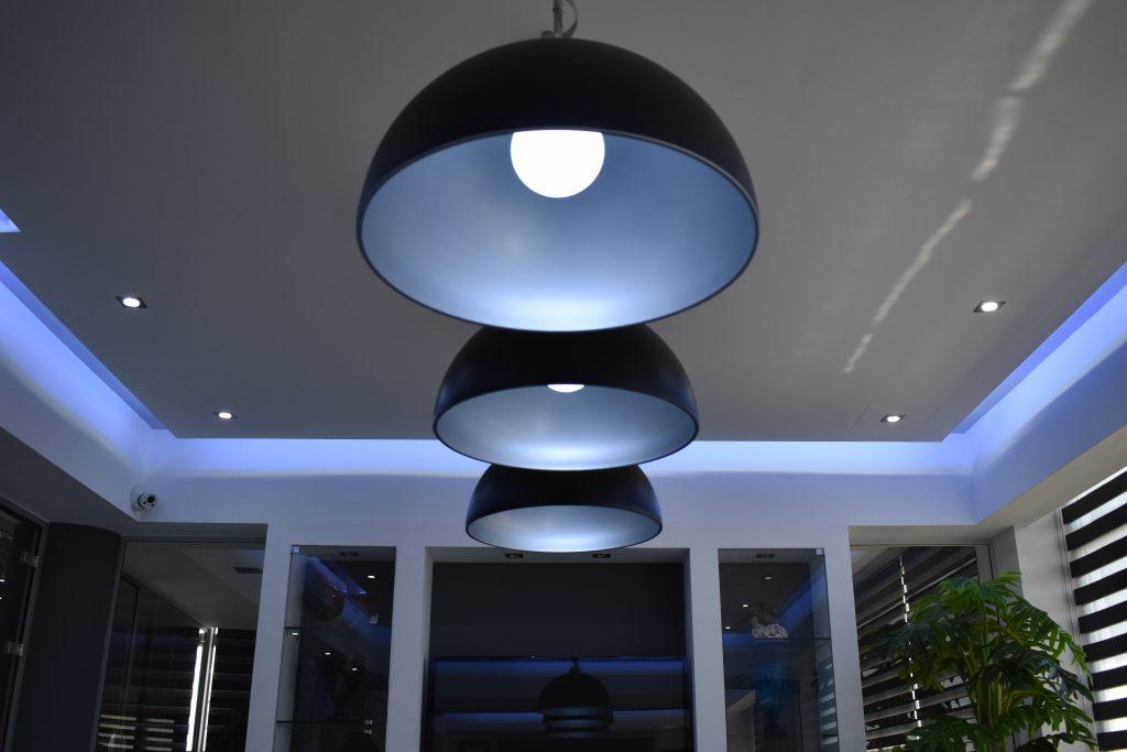 second floor lights